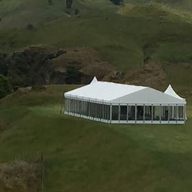 portable buildings for corporate events