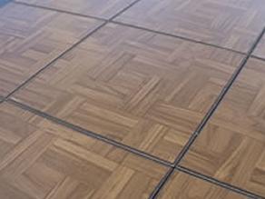 Dance Floor & Floor Coverings