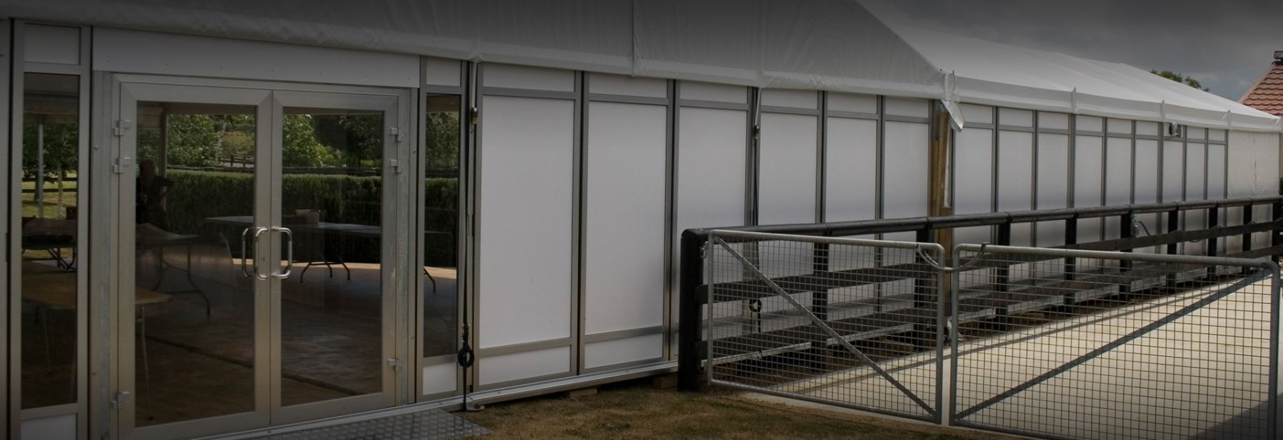Platinum Hire - Marquee Hire And Portable Buildings