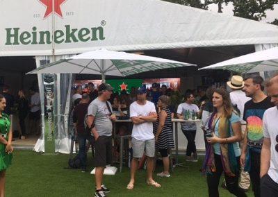 ASB Classic - Heineken 12m Marquee