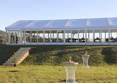 12m x 25m VIP Kinloch Club Lodge