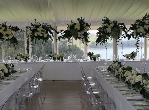 Platinum Hire - Wedding Floor Plan