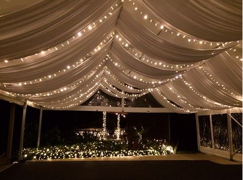 Marquee Accessories - Platinum Hire