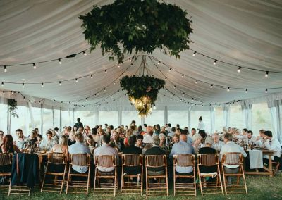 Waiheke Wildflower Marquee - 9m Traditional