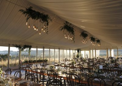 Roof Lining 12m x 25m VIP Marquee