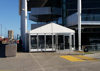 Viaduct Events Centre VIP Marquee