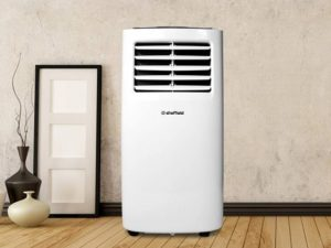 air-conditioner fan dehumidifier