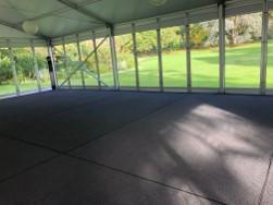 Plush Black Carpet
